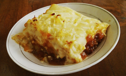 carmela's lasagna
